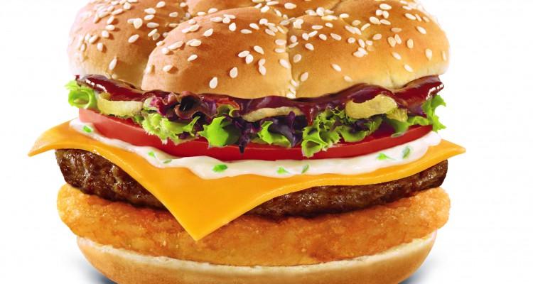 McDonald's протестирует вБостоне необычайный БигМак автомат