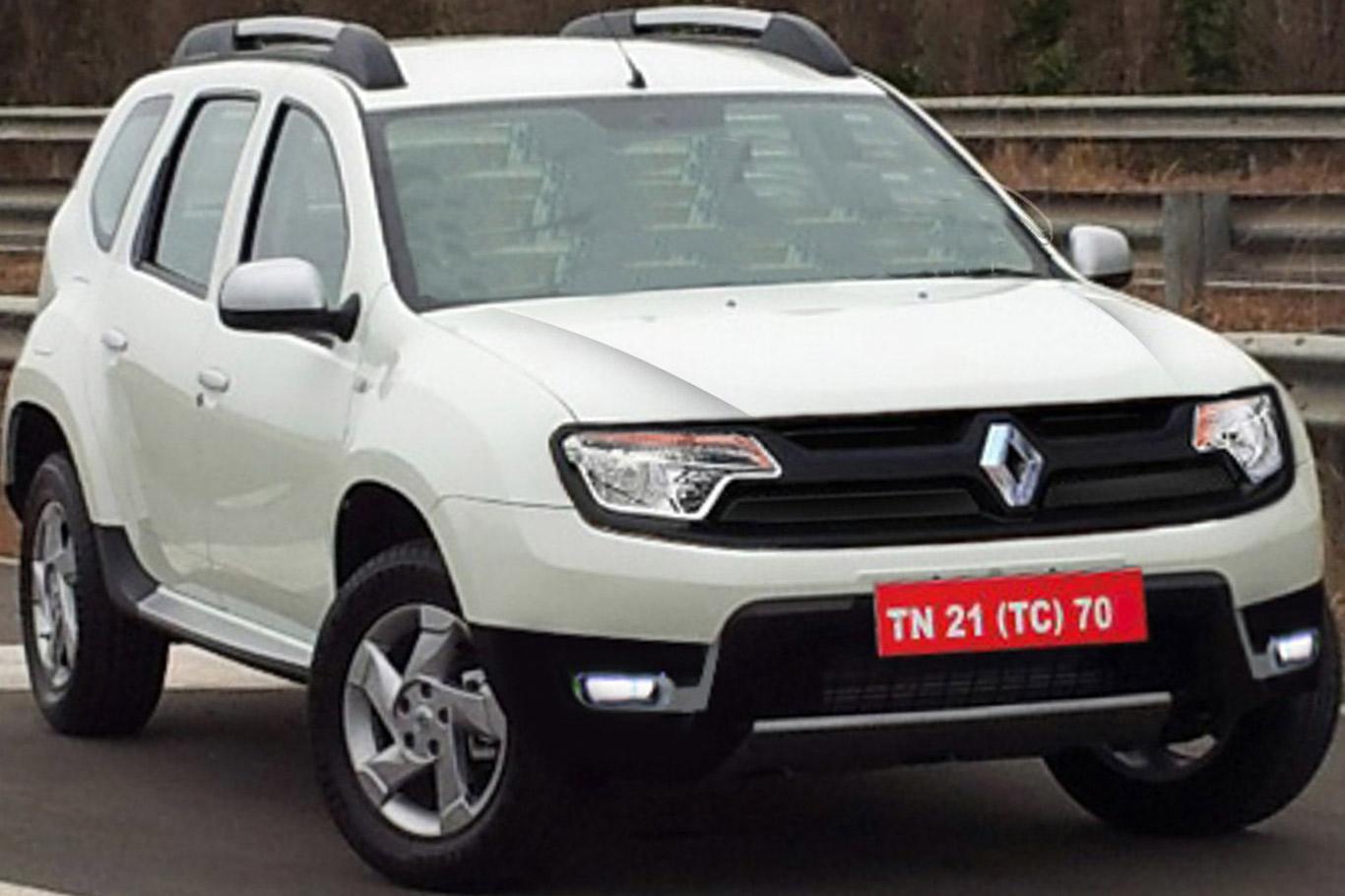 На индийском рынке появится новый внедорожник от компании Renault