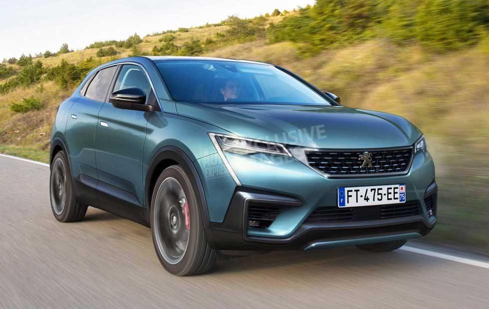 Peugeot в 2020 году покажет новое кросс-купе 4008