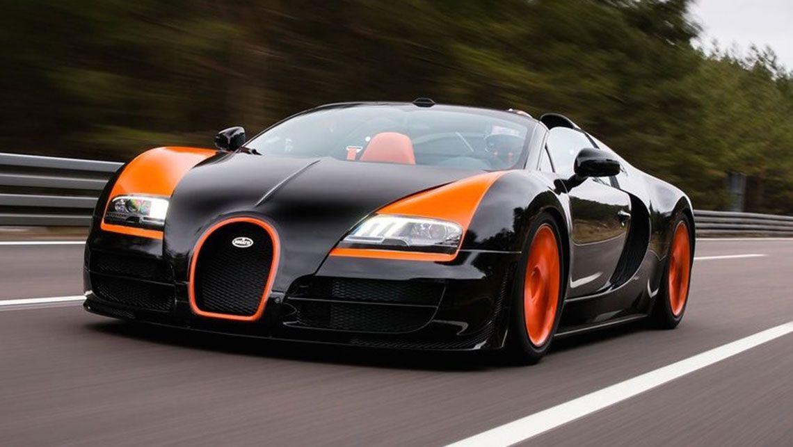 Заводскую гарантию на Бугатти Veyron продлили до15 лет