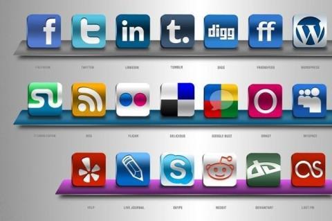 Жители Америки выявили связь между содержимым постов в социальных сетях иличной жизнью
