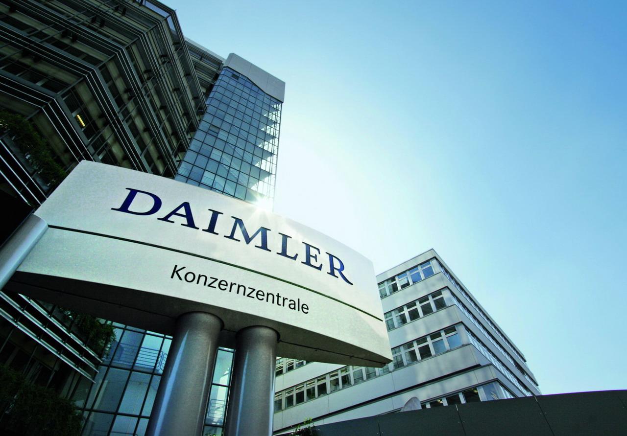 Geely желает стать большим совладельцем Daimler