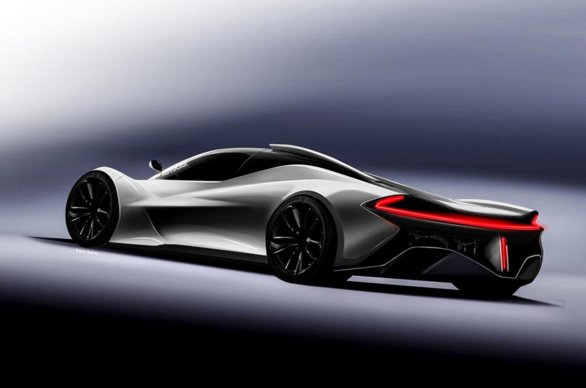 Все модели Мак Ларен с2019 года будут гибридами иполучат автопилот