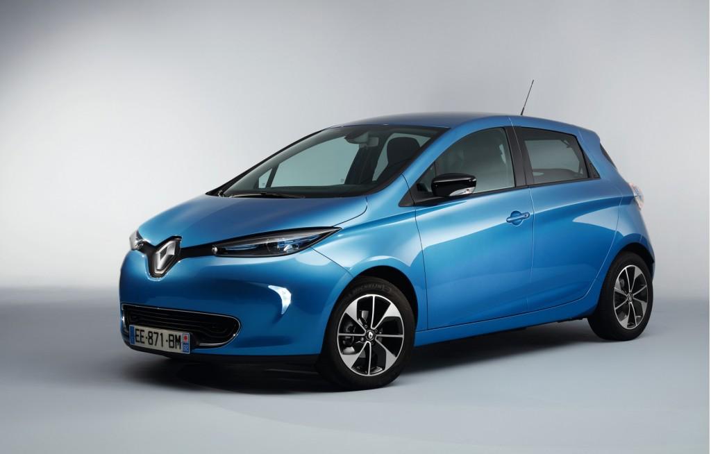 Компания Renault расскрыла стоимость ZOE 2017