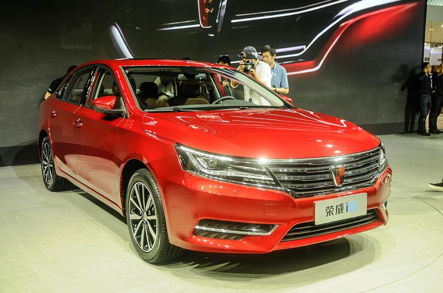 ВКитайской народной республике стартуют продажи «интернет-седана» Roewe i6