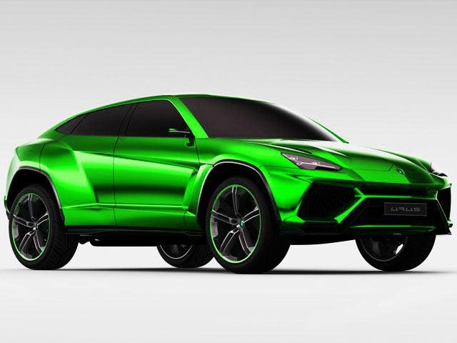 Производство Lamborghini Urus стартует ксередине весны нынешнего года