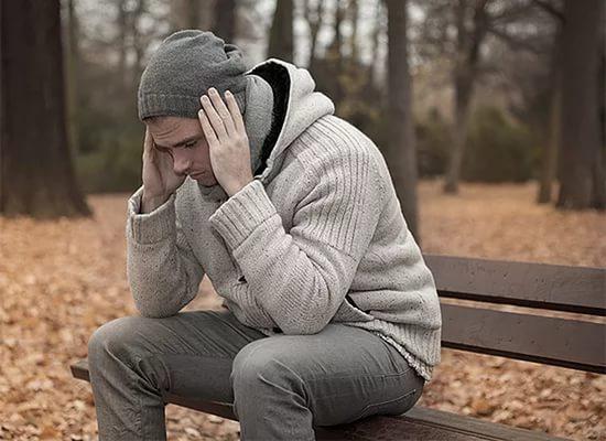 Ученые: Одно слово может избавить человека отдепрессии