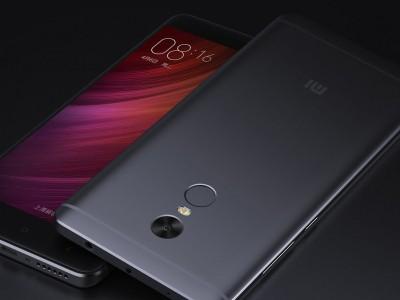 Выход смартфона Xiaomi Redmi Note 4X намечен на 14 февраля