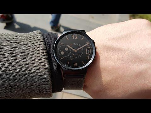Huawei Watch 2 будут представлены на MWC 2017