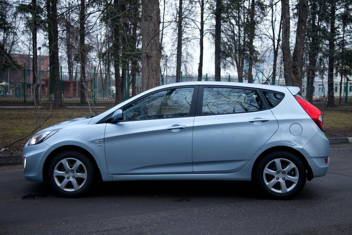 На китайском рынке стартуют продажи хэтчбека Hyundai Solaris нового поколения