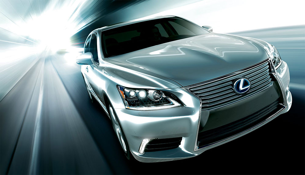 Lexus 7 марта презентует новую версию седана LS
