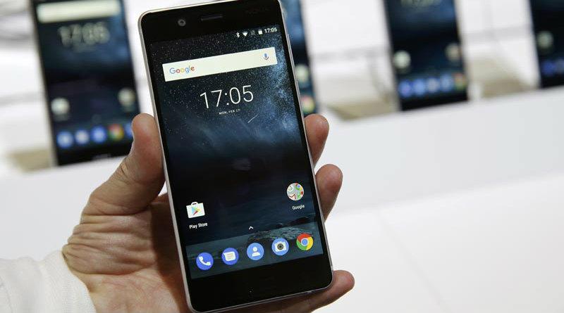 Смартфон Nokia 9 показался