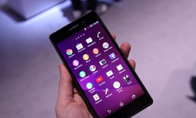 Раскрыты основные характеристики нового телефона Сони Xperia ZX2