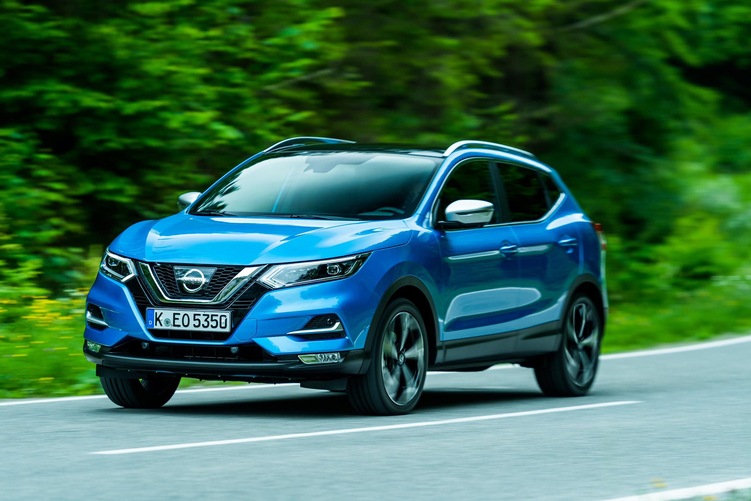 Nissan Qashqai прибавил в цене 31 тысячу рублей