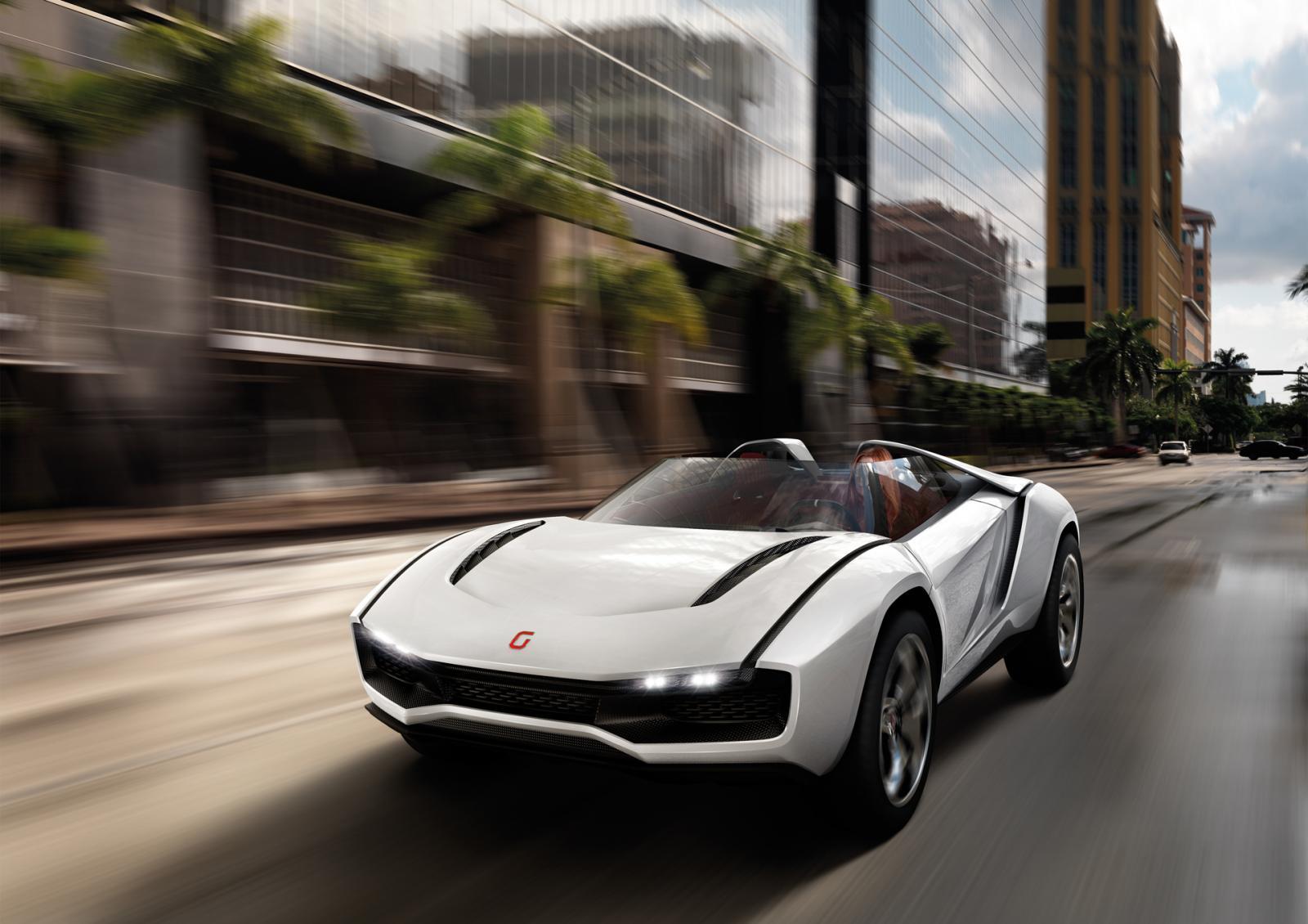 Компания Italdesign вводит новый тренд вавтомобильном дизайне