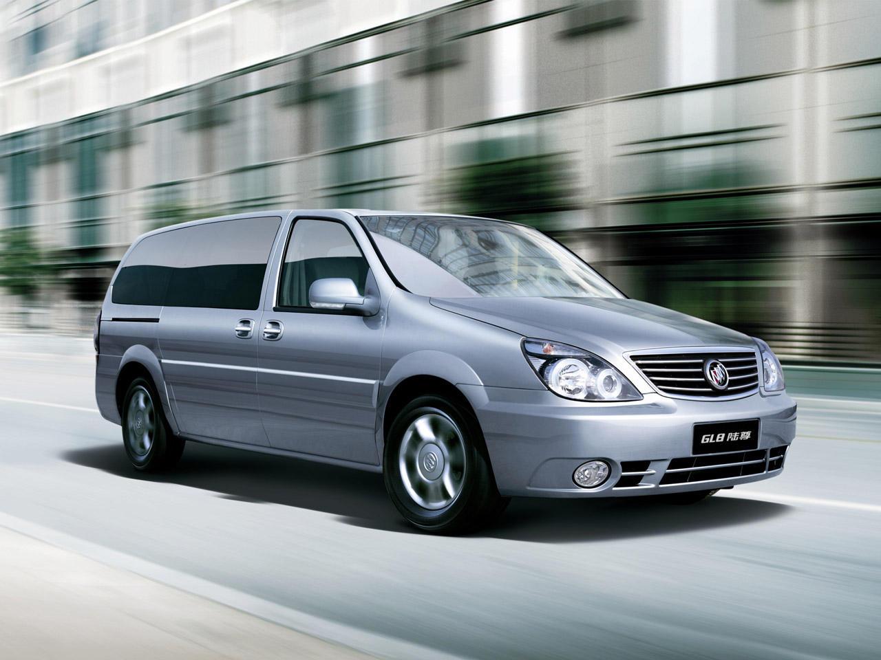 Buick обновил минивэн GL8 прошлого поколения