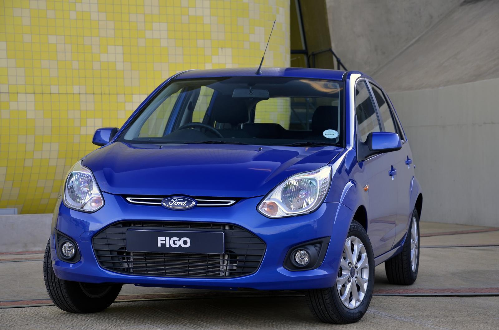 Хэтчбек Форд Figo получит новейшую версию модели