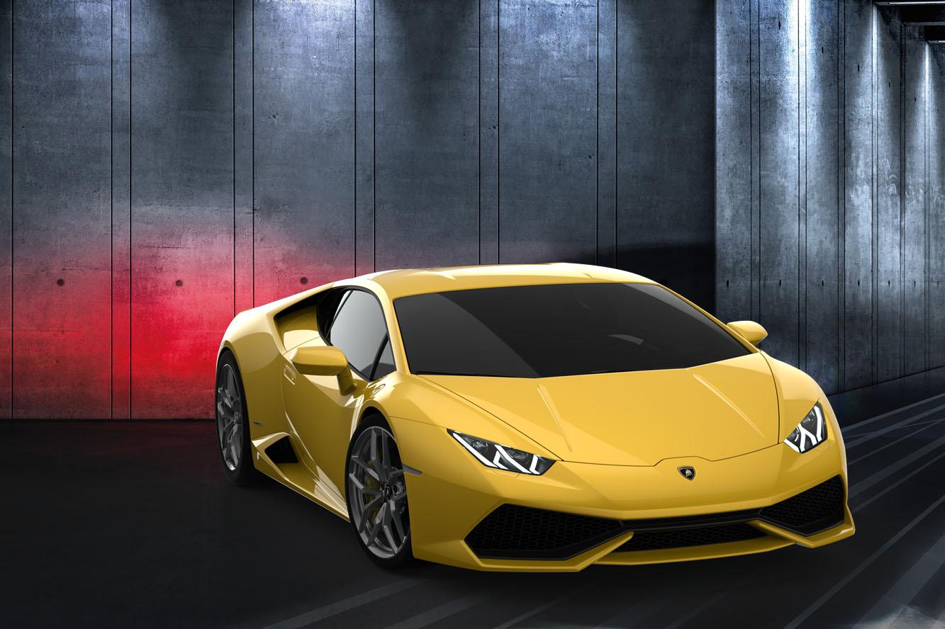 Компания Lamborghini презентует вЖеневе купе Huracan Performante