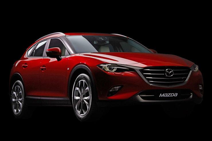 Мазда не будет выводить на рынок европейской части контенента кросс-купе Мазда CX-4