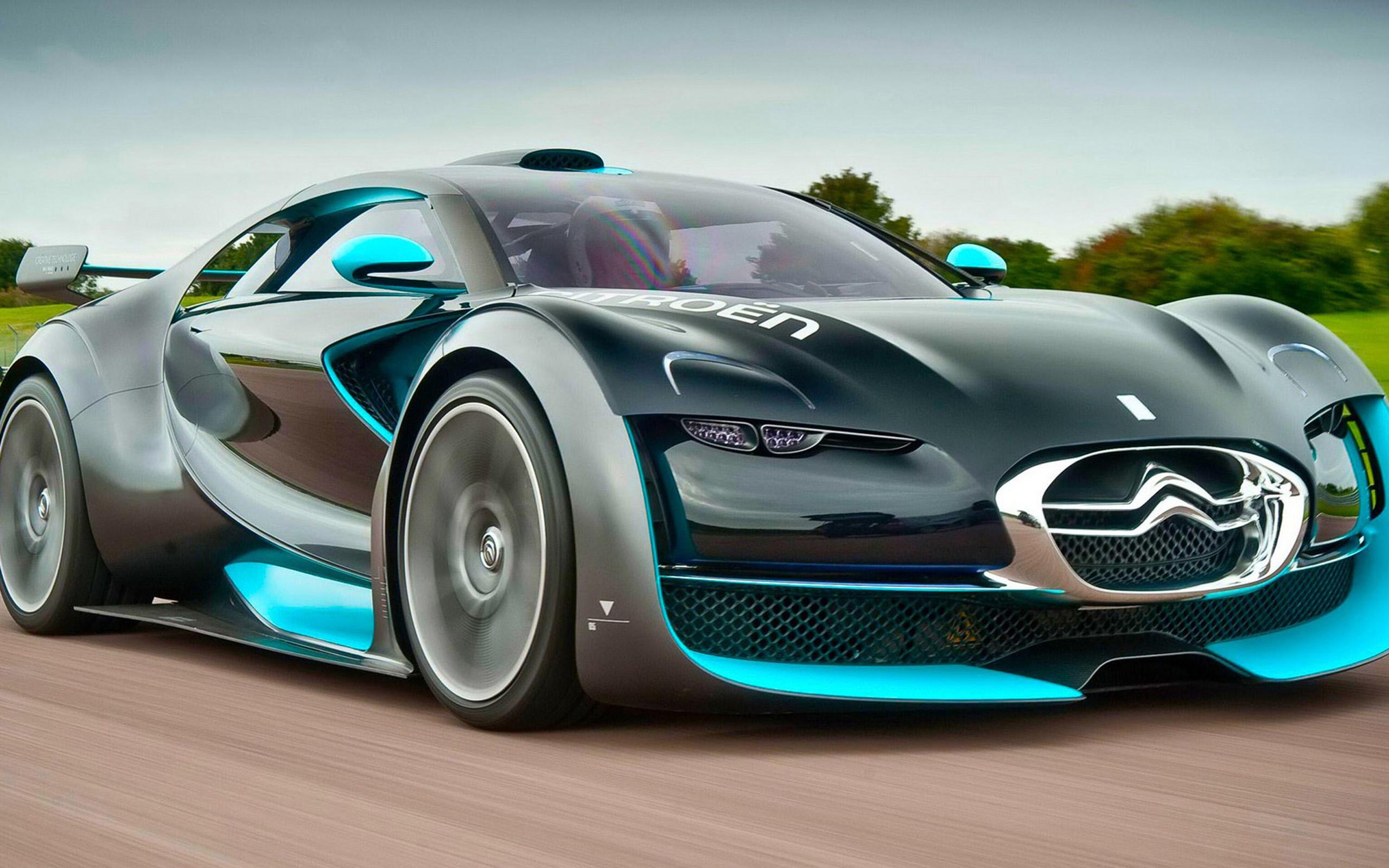 спортивный автомобиль peugeot concept sports car  № 958927 загрузить