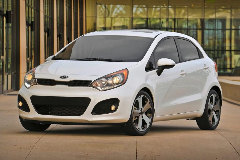В Российской Федерации  назван самый известный  автомобиль навторичном рынке