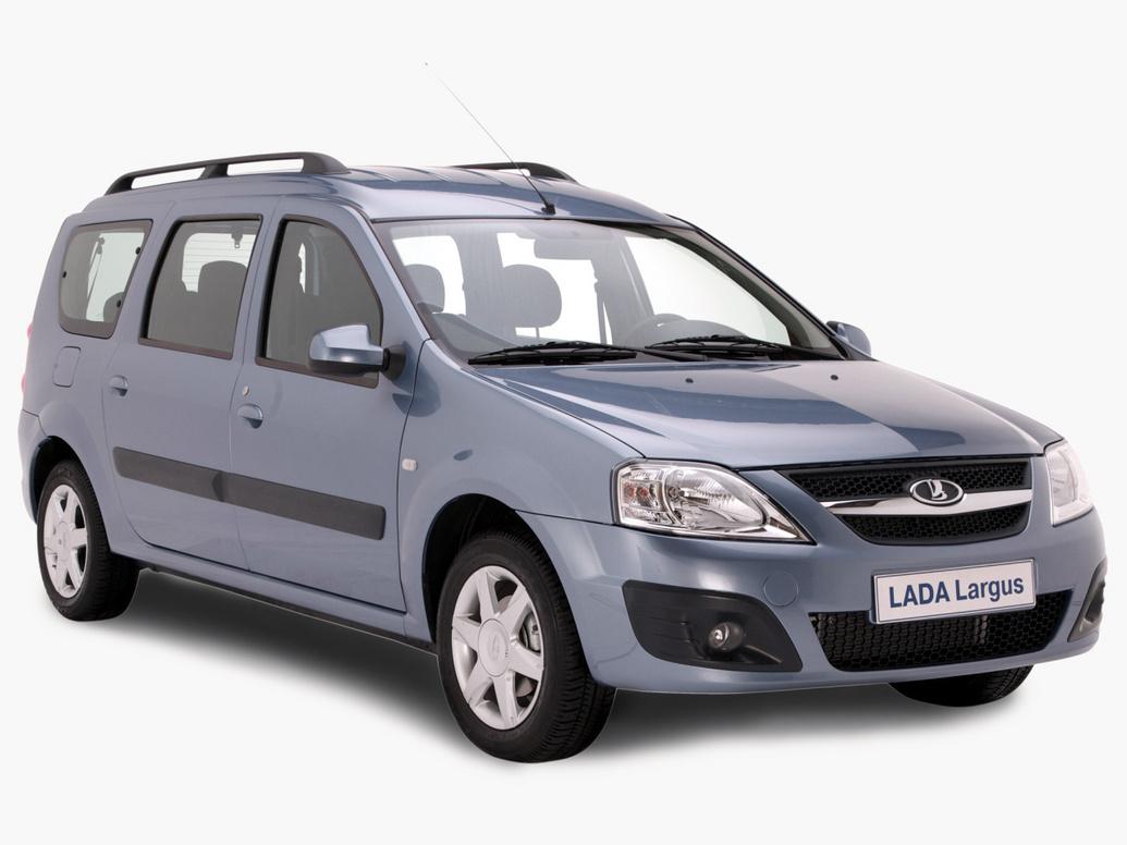 Ксередине зимы в Российской Федерации на36% возросла продажа фургонов Лада Largus
