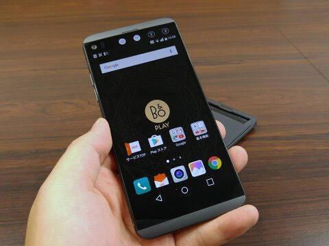 СмартфонLG G6 получит двойную широкоугольную камеру