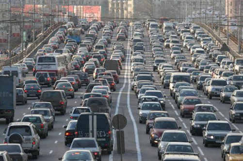 Автомобильные пробки плохо влияют наработу мозга человека— Ученые