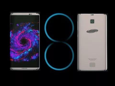 На просторах сети интернет появились изображения Samsung Galaxy S8