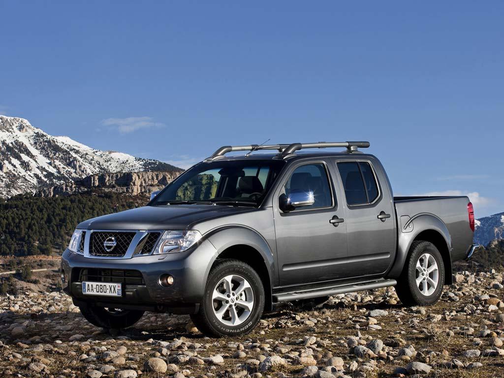 Компания Nissan планирует создать конкурента для Ford Ranger Raptor