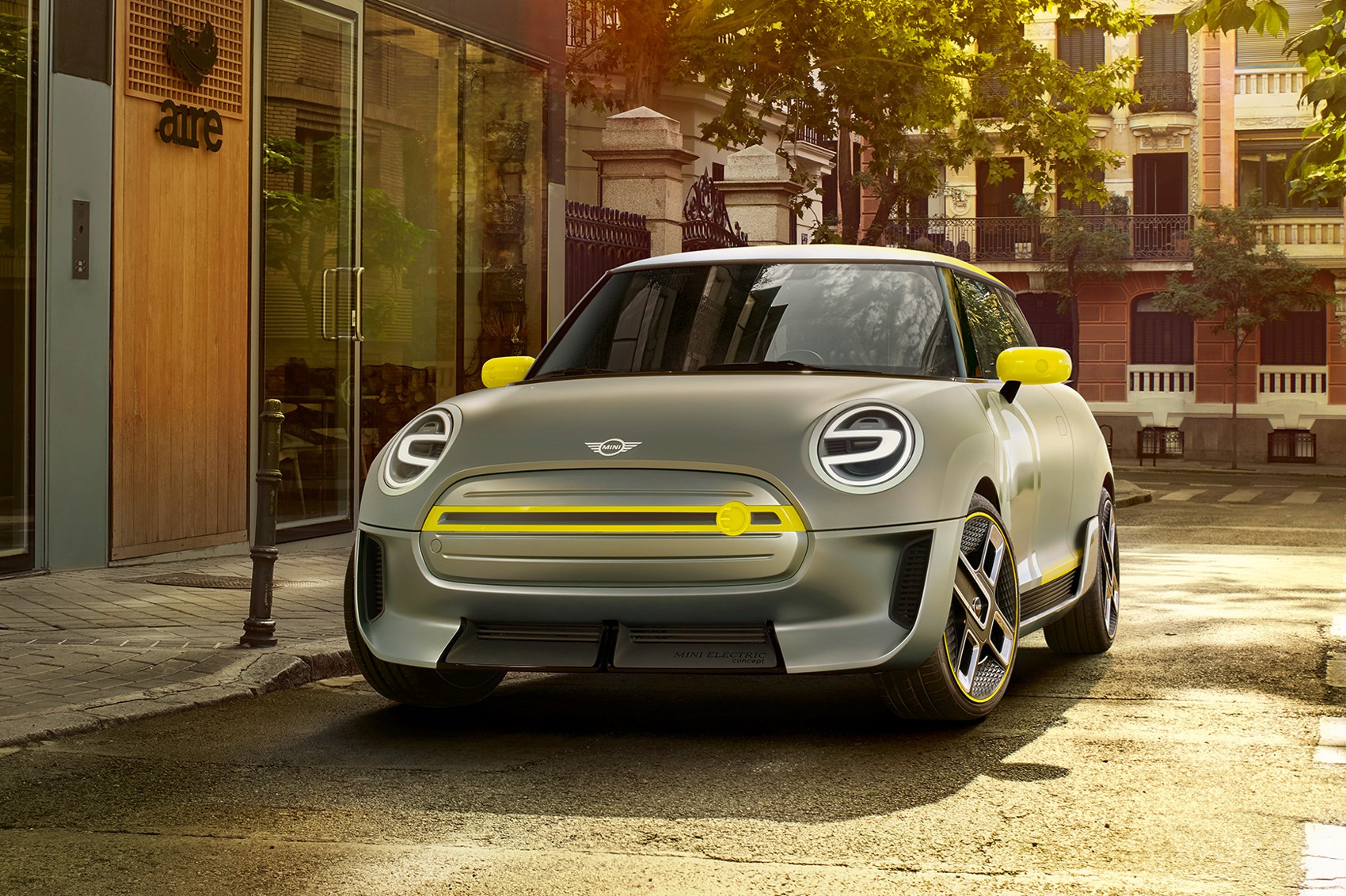 В следующем году в Китае начнут собирать электрическую модель Mini