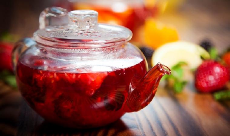 Обнаружен еще один вредный напиток— фруктовый чай