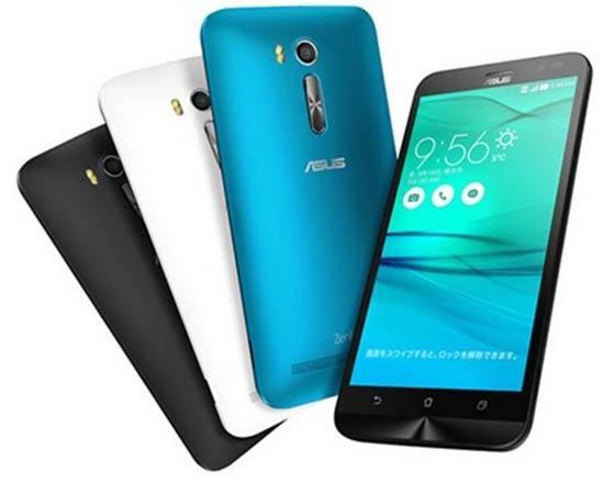 ASUS клиентам дарит мобильные телефоны ZenFone Go