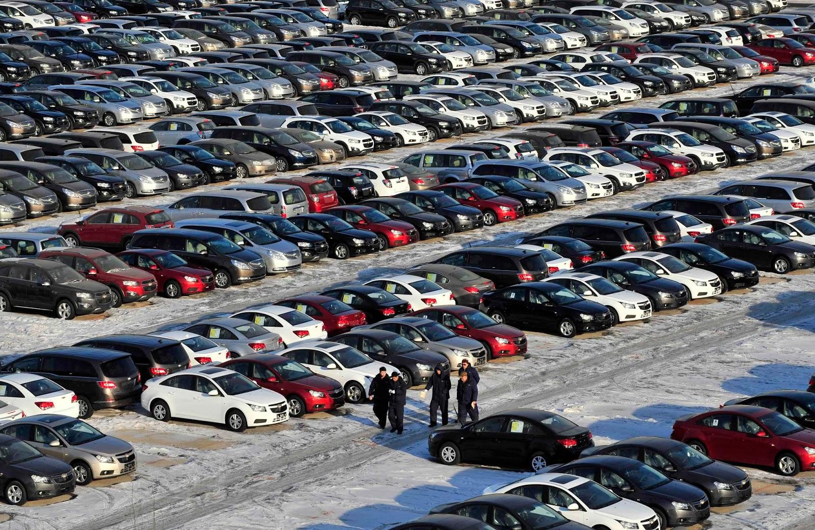 Названы три самые известные марки навторичном автомобильном рынке Российской Федерации