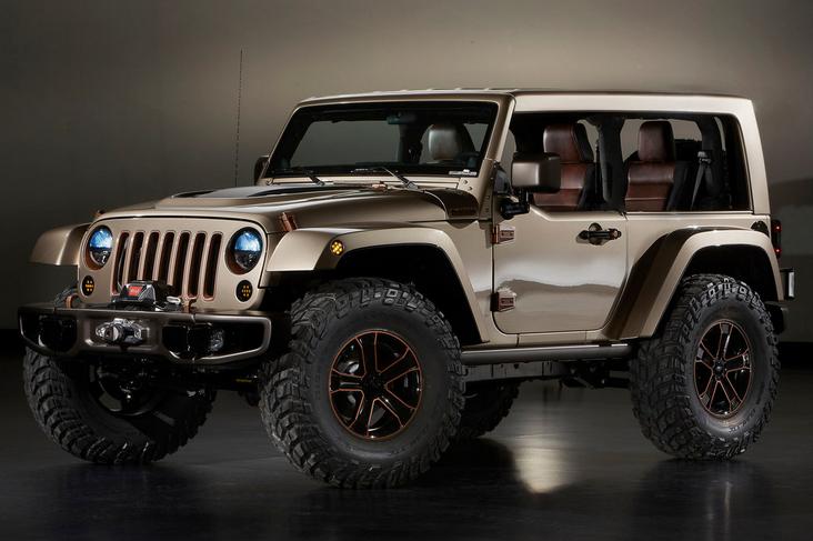 Автомобильные шпионы поделились изображениями Jeep Wrangler 2018 модельного года