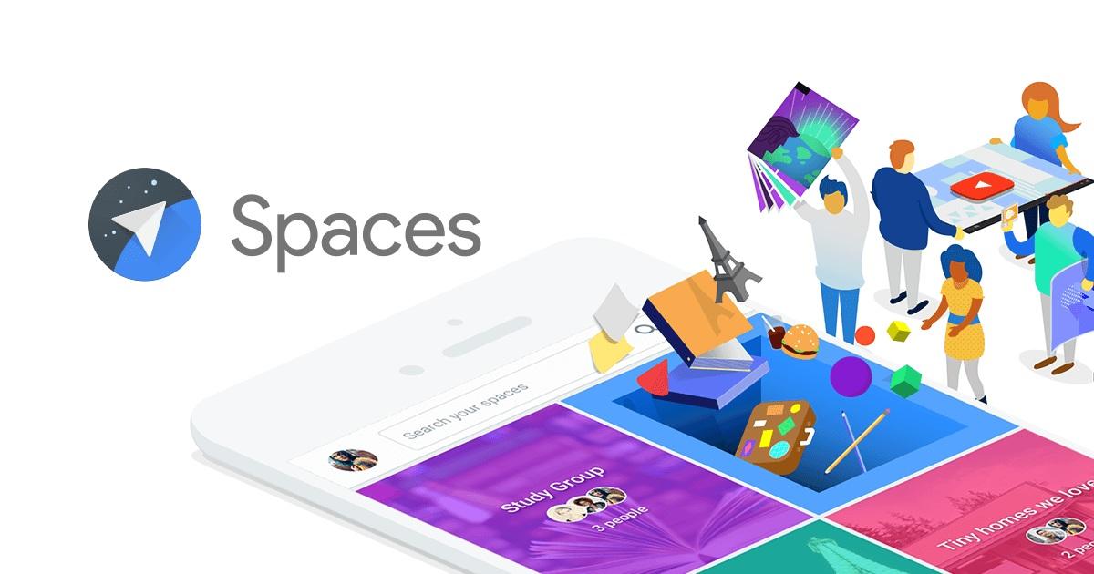 Google закроет собственный мессенджер Spaces