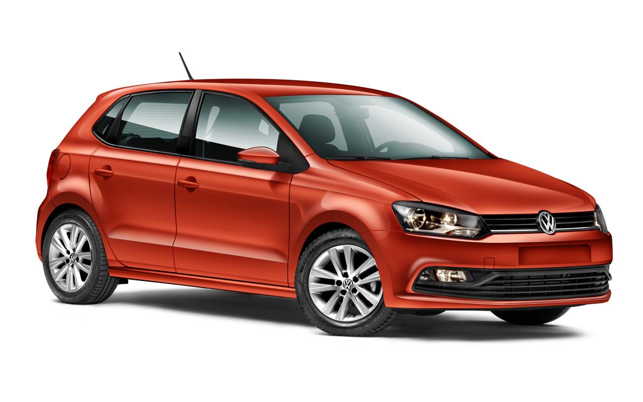 Появился первый рендер обновленного Volkswagen Polo 2018