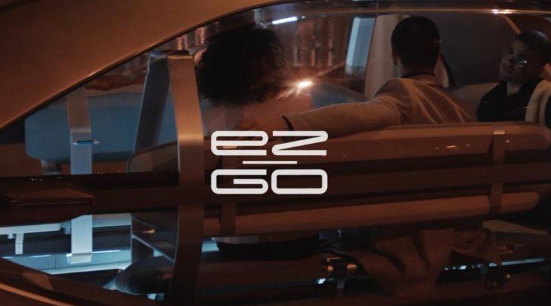 Концептуальный автомобиль Рэно EZ-GO показали навидеотизере