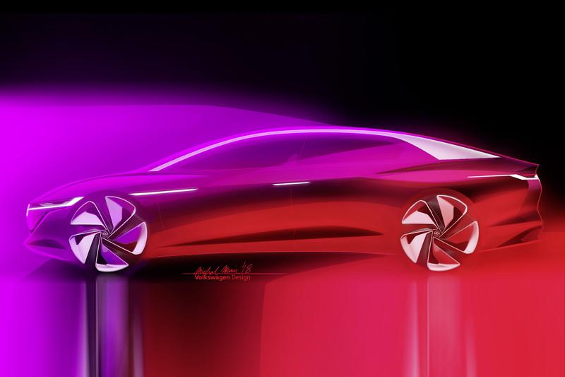 Новый концепт-кар Volkswagen показали