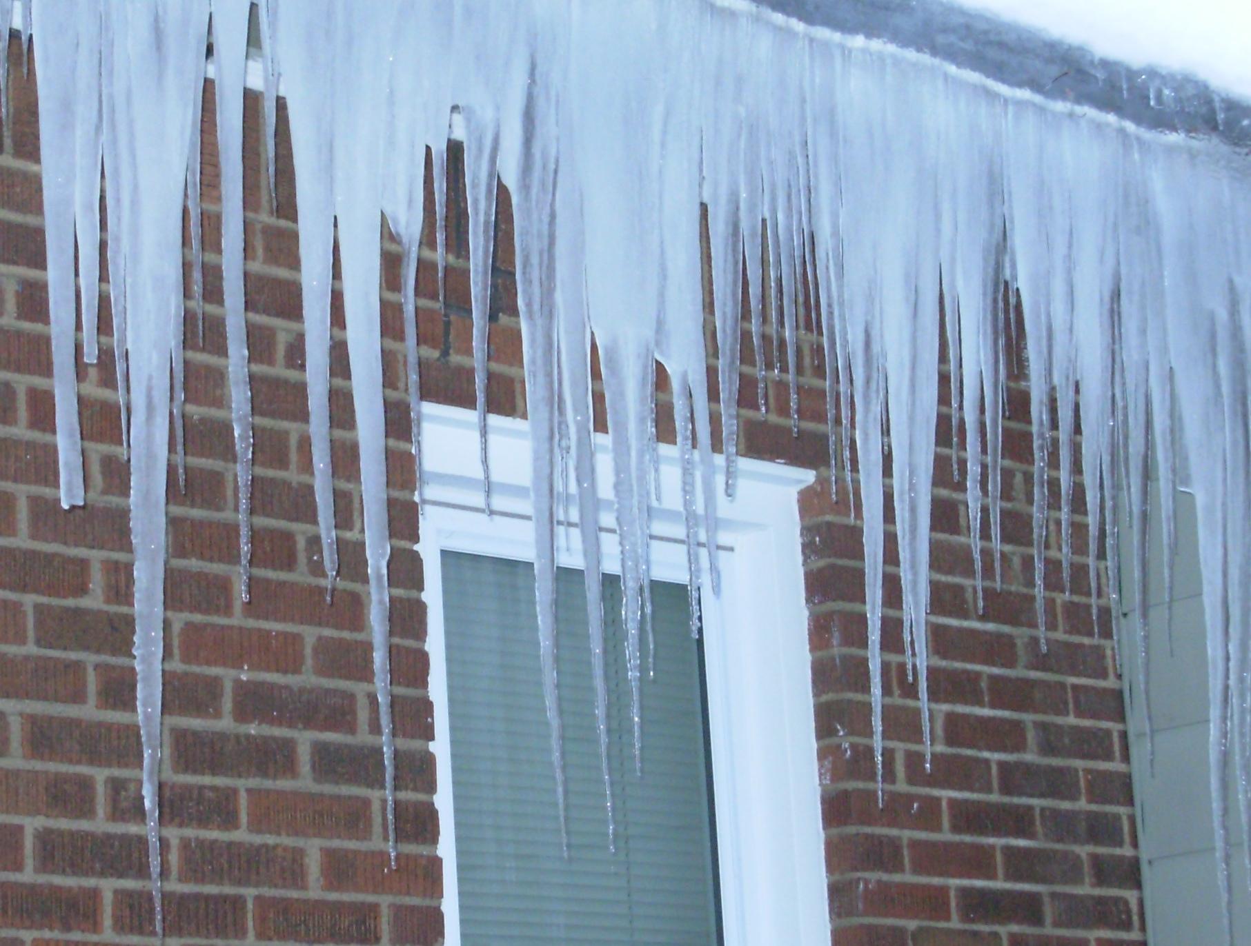 Страховые агенты составили рейтинг ущерба от«сосулек» данной зимы