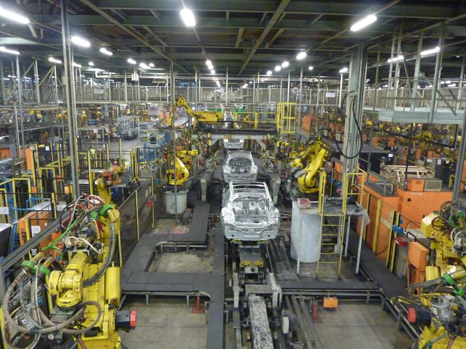 Японский Ниссан втечении следующего года увеличил экспорт авто русского производства на20%