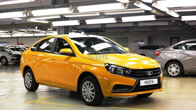 Руководитель «АвтоВАЗа» поведал о понижении экспорта авто Лада вЕС