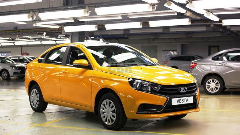 «АвтоВАЗ» предупредил о уменьшении экспорта машин Лада вЕвропу