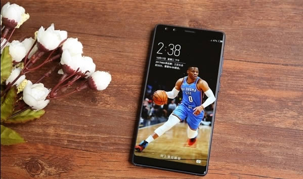 Nubia представила игровой смартфон