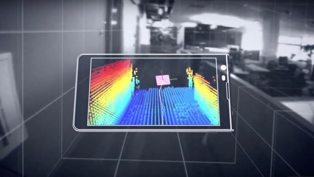 Apple работает над внедрением AR-технологий вiPhone 8