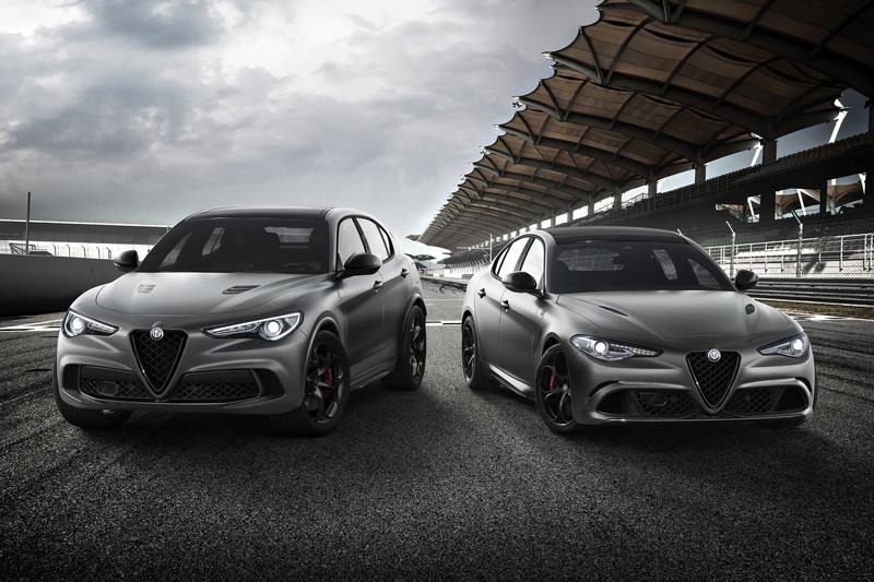 Альфа Ромео выпустила спецверсии моделей Giulia иStelvio, посвящённые Нюрбургрингу