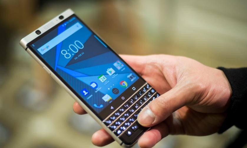 TCL представила телефона BlackBerry KeyOne стоимостью в549 долларов