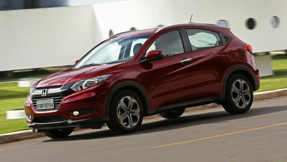 Хонда готовится кзапуску продаж маленького кросса WR-V