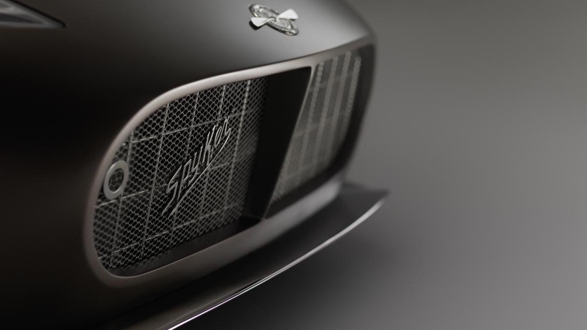 Spyker покажет новый родстер C8 Preliator Spyder вЖеневе