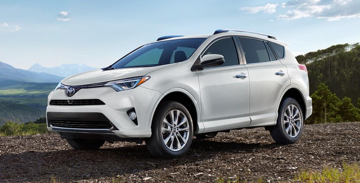 Новый Toyota RAV4 2019 показали на очередном рендере